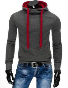 modna bluza męska