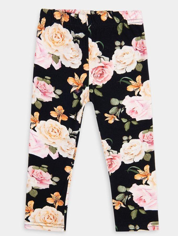 Sportowe legginsy dla dziewczynki